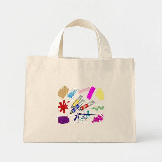 Artist Mini Tote Bag