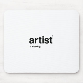artist mouse pad