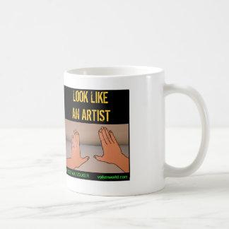 ARTIST MUG $12.95
