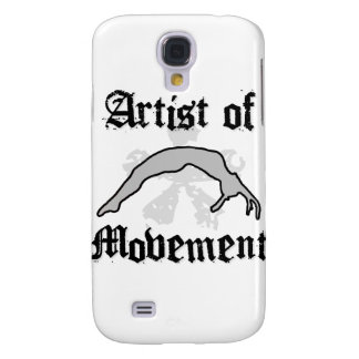 Artist of movement tumbling galaxy s4 cover