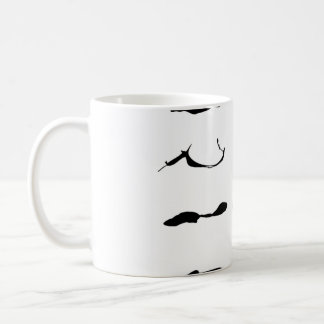 Artist Paint Brush Abstract Mug