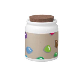 Artist Palette Art Artists Craft Paint Painter Fun Candy Jars