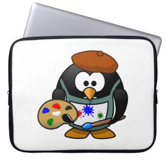 Artist Penguin Computer Sleeves