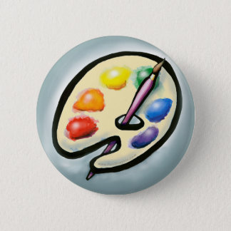 Artist Pinback Button