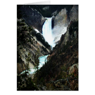 Artist Point Blank Note Cards