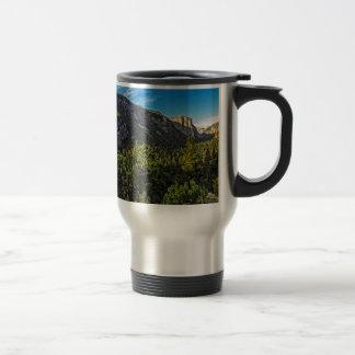 Artist Point Panorama Travel Mug