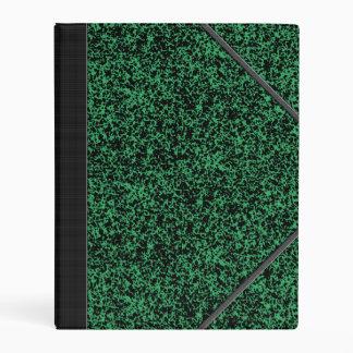 Artist portfolio mini binder