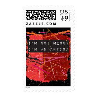 Artist Stamp