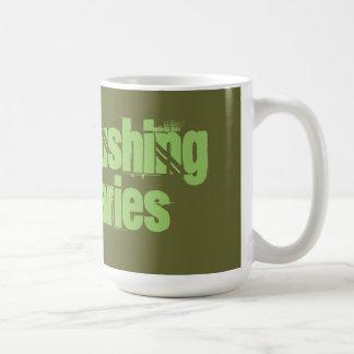 Artist: Pushing Boundaries Classic White Coffee Mug