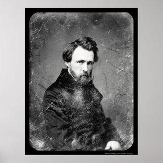 Artist Rembrandt Lockwood Daguerreotype 1851 Poster