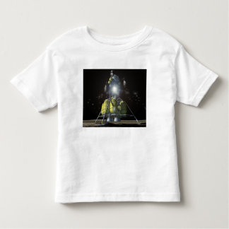 Artist rendition of a new spaceship to the moon 3 toddler t-shirt