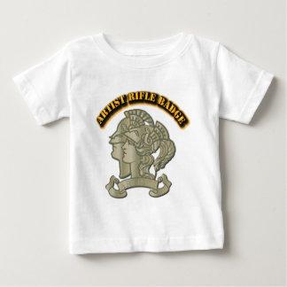 Artist Rifle Badge T Shirt