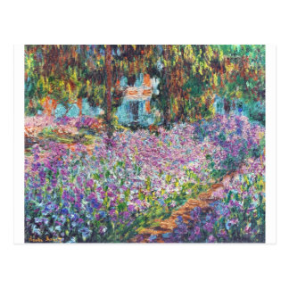 Artist s Garden Giverny Postcards