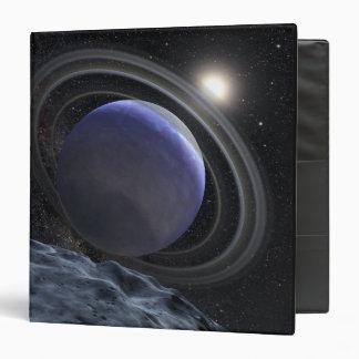 Artist s illustration vinyl binder