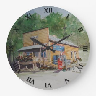Artist Series Clock - Mckay's General Store