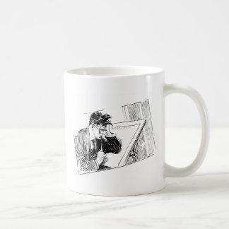 Artist Slump Coffee Mug