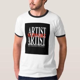 ARTIST SUPPORT ARTIST - T-Shirt