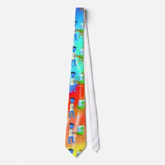 Artist Neck Tie