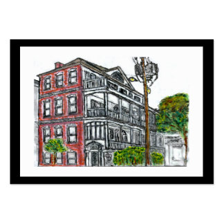 Artist Trading Cards Charleston SC ATC Large Business Cards (Pack Of 100)