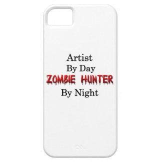 Artist/Zombie Hunter iPhone SE/5/5s Case
