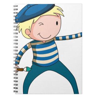 Artista Note Book