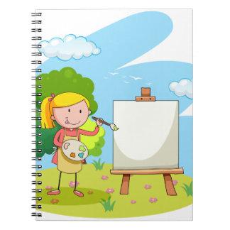 Artista Cuaderno