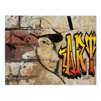 Artista de Grafiti Postal