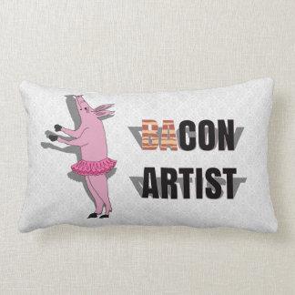 Artista de las estafas (de los vagos) almohadas