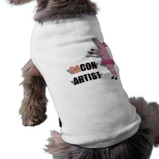 Artista de las estafas de los vagos ropa de perros