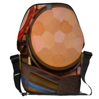 Artista de maquillaje bolsa de mensajeria