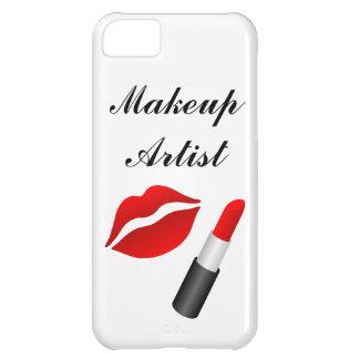 Artista de maquillaje carcasa para iPhone 5C