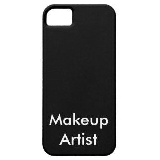 Artista de maquillaje iPhone 5 fundas