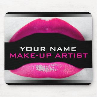 Artista de maquillaje Mousepad