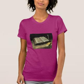 Artista del arte de la pintura del vintage de Van T-shirt