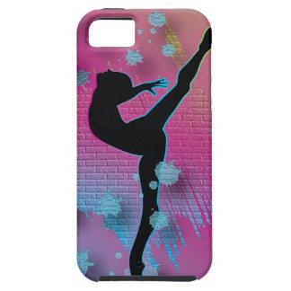 Artista del baile iPhone 5 Case-Mate funda