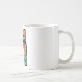 Artista desconocido taza