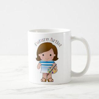 Artista futuro tazas de café