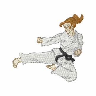 Artista marcial de sexo femenino