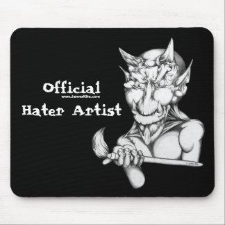Artista oficial del enemigo tapete de ratón