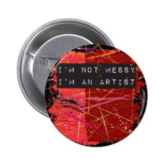 Artista Pin Redondo 5 Cm
