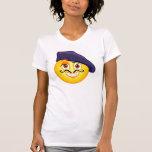 Artista sonriente camiseta