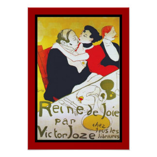 Artistas famosos Lautrec reine de joie 1892 del