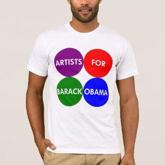 Artistas para la camiseta 2012 de Obama