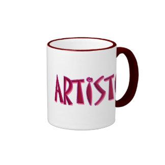 Artiste Coffee Mug