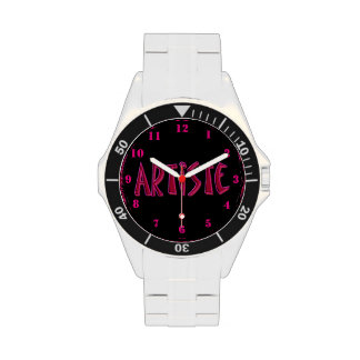 Artiste Stainless Steel Watch