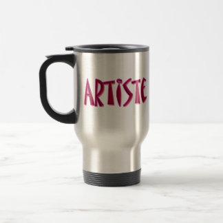 Artiste Travel Mug