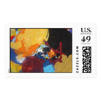 Artistic Anarchy Postage