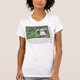 Artistic Angel and Ivy / Jeremiah 17 T-shirt