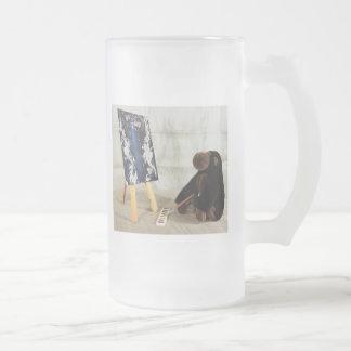 Artistic Ape mug