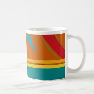 Artistic Autumn Colours>Abstract Mugs